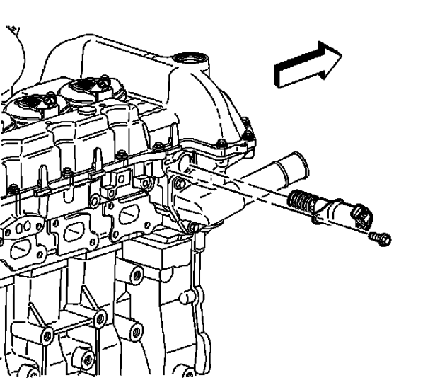 2007 Canyon Engine Diagram